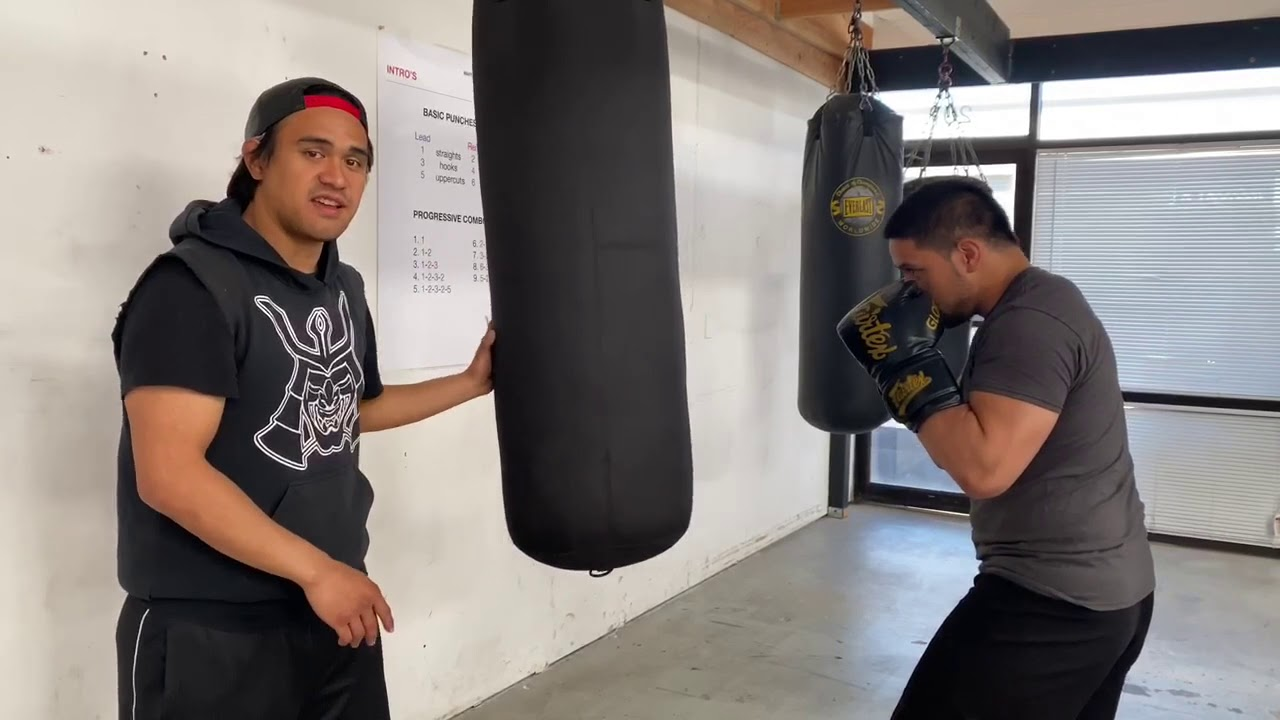 BOXING CONDITIONING 1