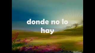 SENDAS DIOS HARÁ (God will make a way) - karaoke