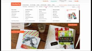 How to Make a Shutterfly Photo Gift
