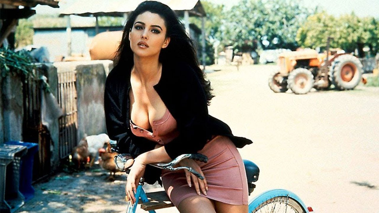 Rare Historical Facts About Monica Bellucci