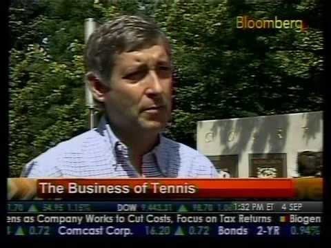 Inside Look - The Business of Tennis - Bloomberg