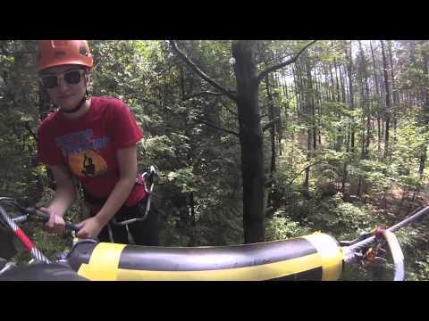 Tree Trekking ganaraska forest
