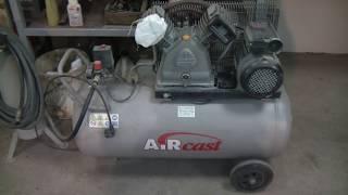 Компрессор Remeza AirCast + счётчик моточасов и 1 полезняшка.(, 2018-01-13T11:40:17.000Z)