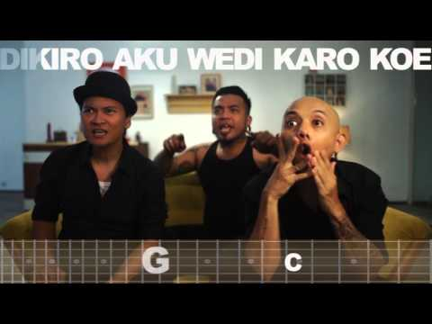 Endank Soekamti - Ojo Nesu (Official Karaoke Video)
