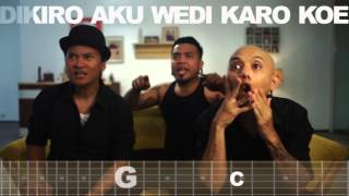 Ojo Nesu - Endank Soekamti (Video Lyric & Chord)