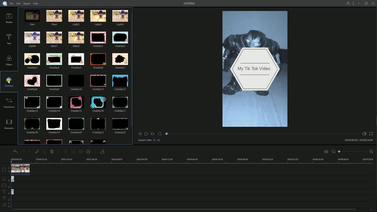 Top 6 Tik Tok Video Editors