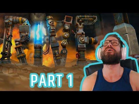 Awesome Hacking Shooter!! | RIVE Gameplay Let's Play Part 1