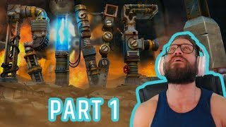 Awesome Hacking Shooter!!   RIVE Gameplay Let