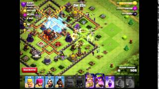Clash Of Clans 8.67.3 Mod Apk (Unlimited Gems)