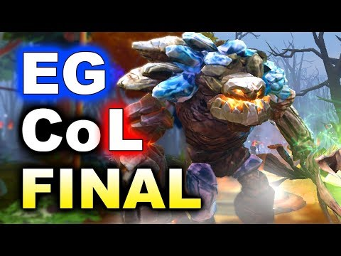 EG vs CoL - NA GRAND FINAL - DreamLeague 8 MAJOR DOTA 2