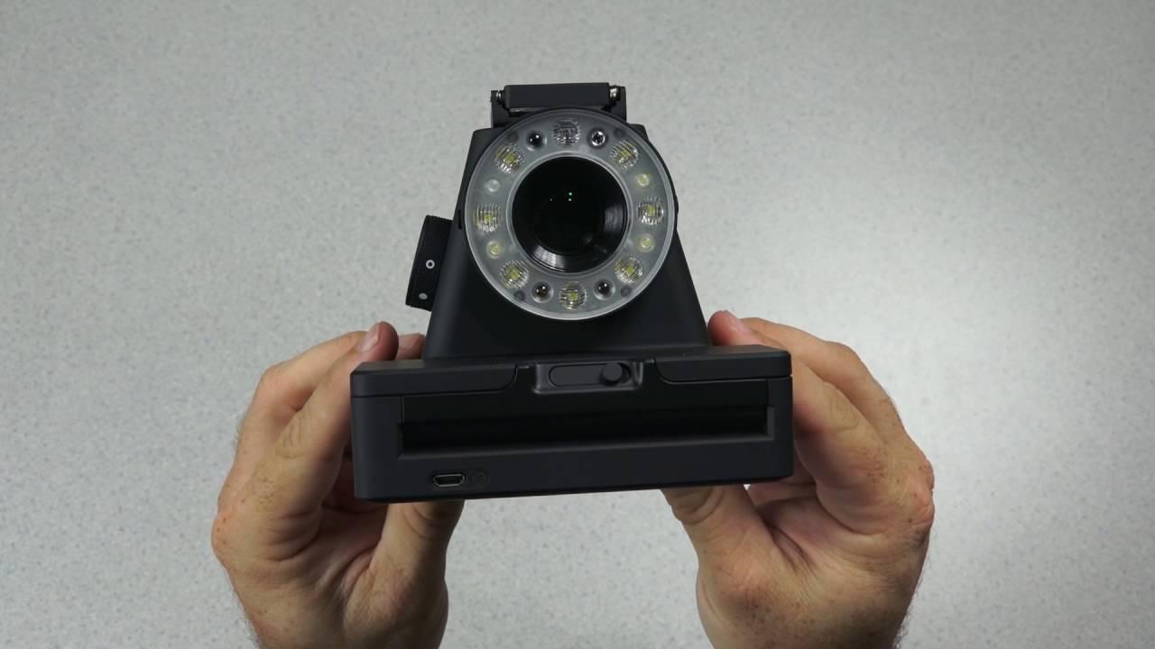 Impossible Project I-1 Camera - Instant Camera