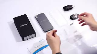 Unboxing Video for HOMTOM S7