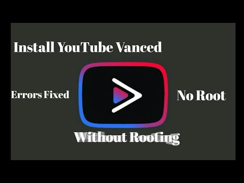 How To Install YouTube Vanced Without Root ( EASY ) EP :2