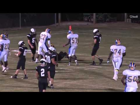 Joshua Thomas Senior Highlights