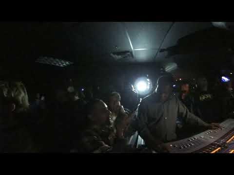 The Scientist VS Roland Burrell  @dubclubla 360 video