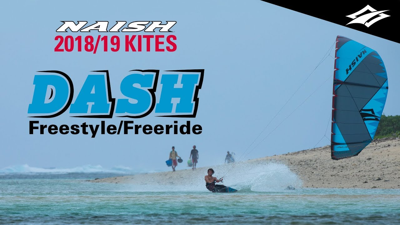 2018/19 Naish Dash | Freestyle/Freeride