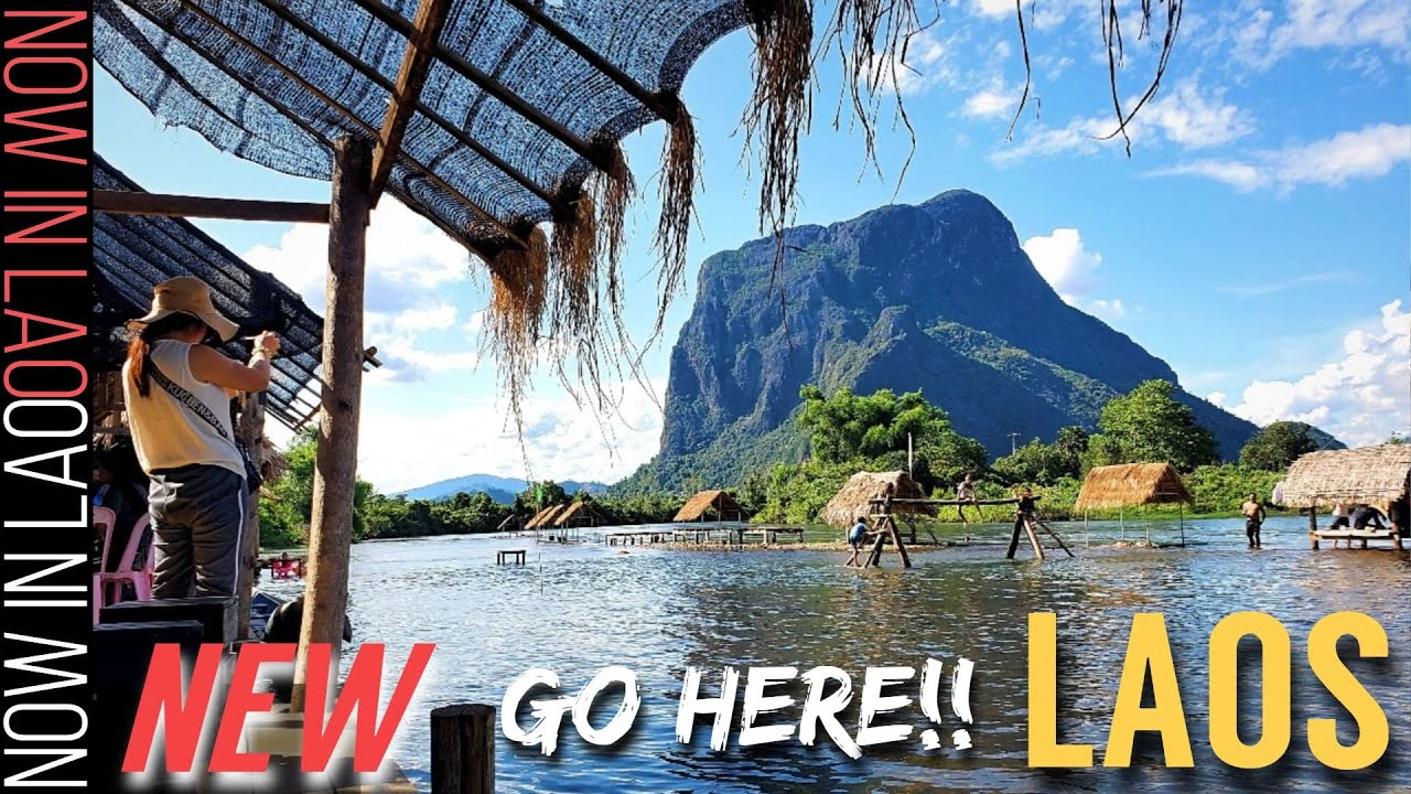 New Travel Destination in Laos | Now in Laos
