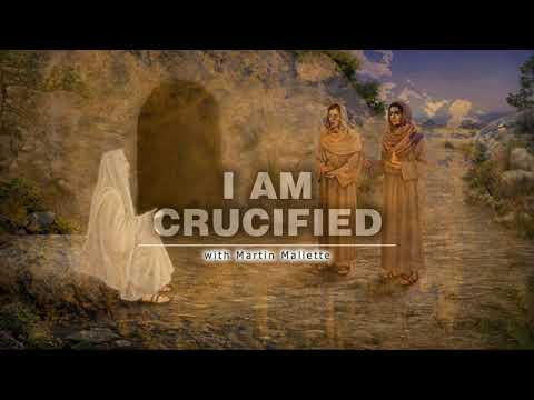 NEW I AM CRUCIFIED