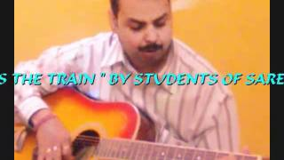 If you miss the train by Students of saregamma music institute,Vimannagar,India.mp4