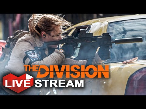 The Division Gameplay: Exploring the Dark Side of NYC | Multiplayer Live Stream