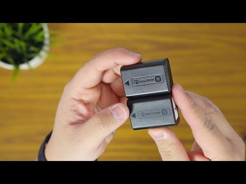 Sony NP-FW50 Battery - Is It Genuine? | Unboxing & Quick Look