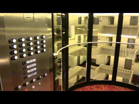 Hotel Tour: Hyatt Regency in Atlanta, GA.