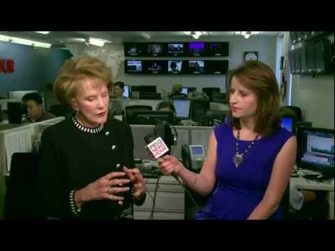 Margaret Warner Previews Foreign Policy Debate