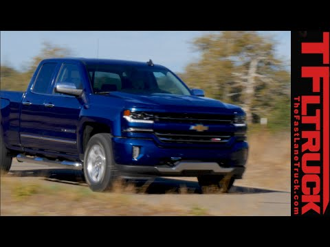 2016 Chevy Silverado First Drive Review