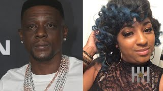 Boosie Sued For Not Paying Child Support On Daughter Lyric Beyonce