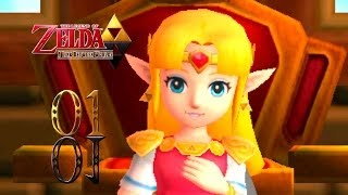 The Legend of Zelda: A Link Between Worlds en español: Episodio 1 - Pintadas en la pared