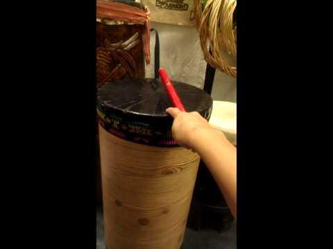 Aztec drums for sale- Huehuetl