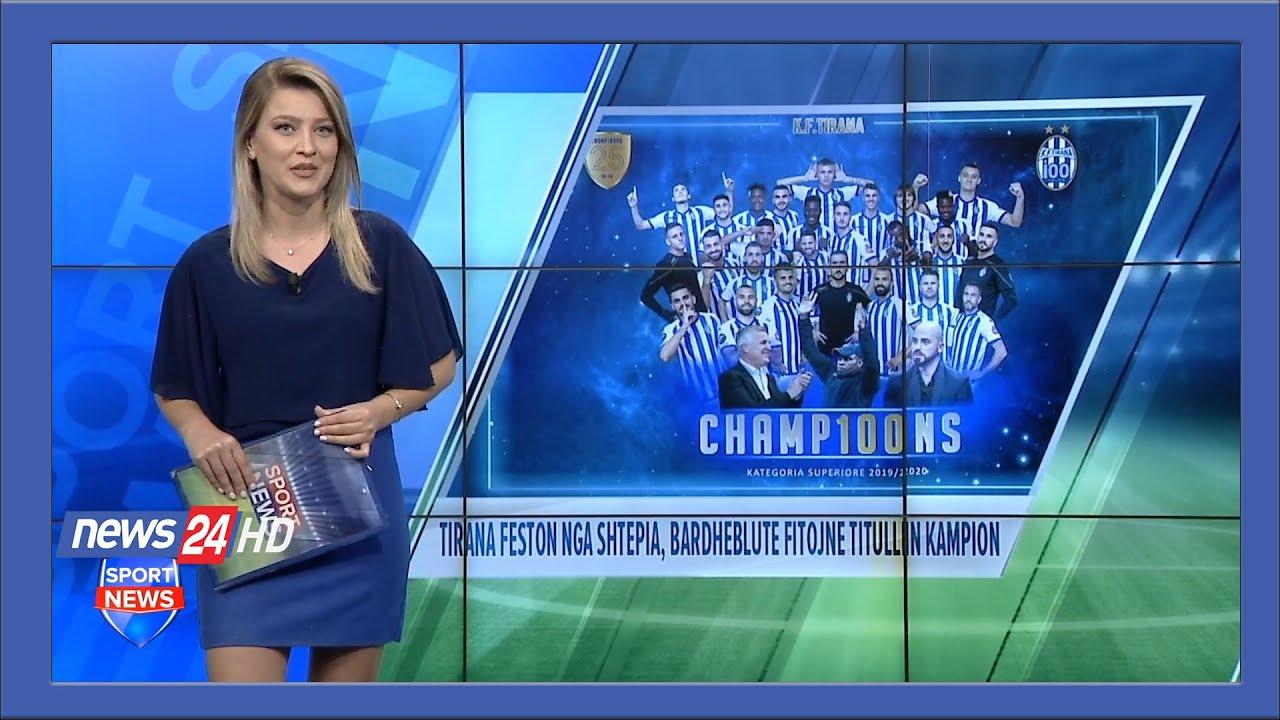 Sport News ne @News24 Albania – 20 korrik, 2020