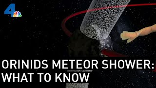 What to Know About the Orinids Meteor Shower | NBCLA
