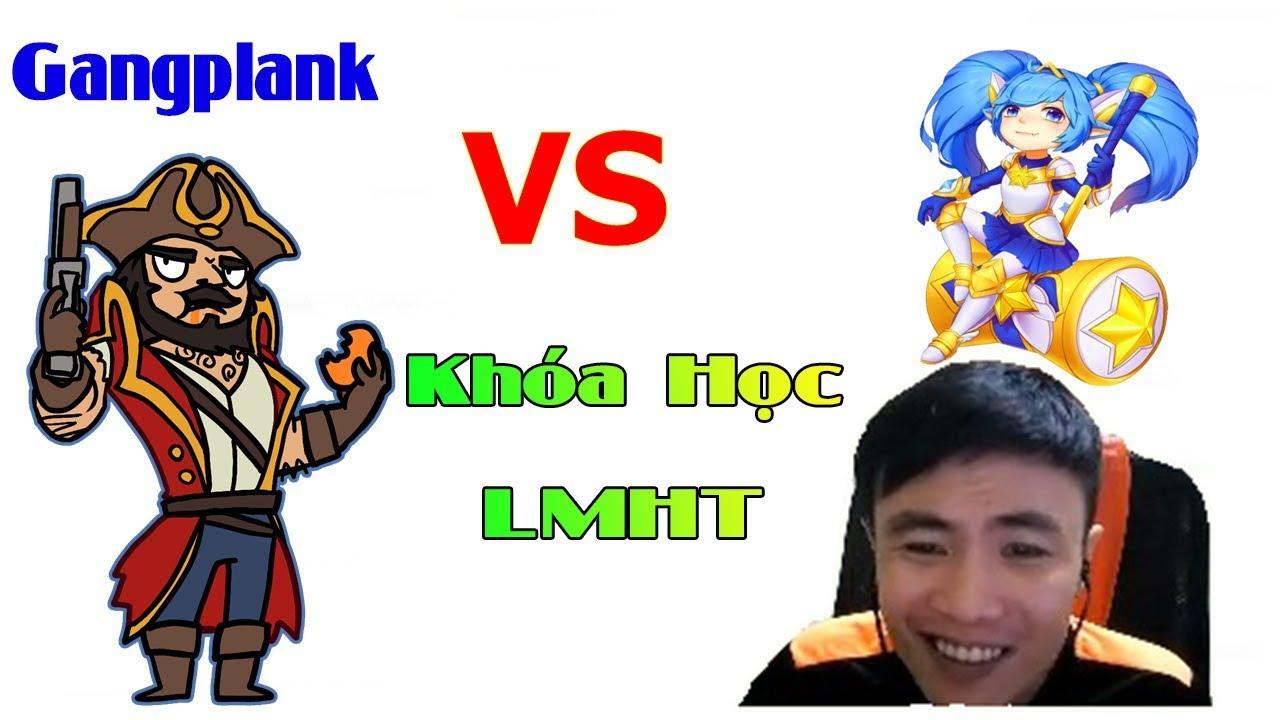 TOP Gangplank vs Poppy | Hướng Dẫn Đi Đường – ThrowThi