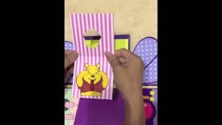 小熊維尼生日禮物盒????+11個機關