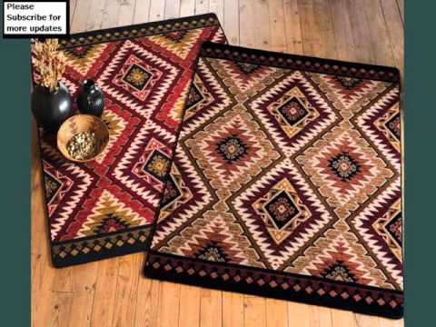 rugs rug mats collection western home decor rugs youtube