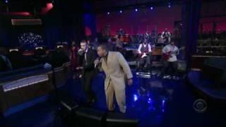 Justin Timberlake     (Late Show)