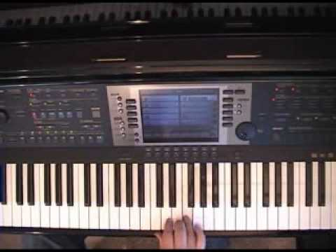 Joy To The World Piano Lesson Using Piano Chord Styles Youtube