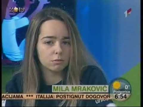 20. decembar 2018. Televizija Crne Gore, prvi program Kampanja Birajmo šta gledamo.