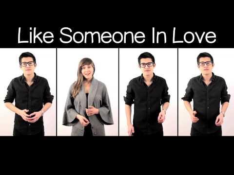 Like Someone In Love (Original Arrangement) - Danny Fong Feat. Meg Contini