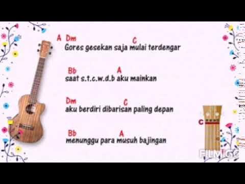 Lirik+chord (kunci Gitar) Goyang Kemenangan.