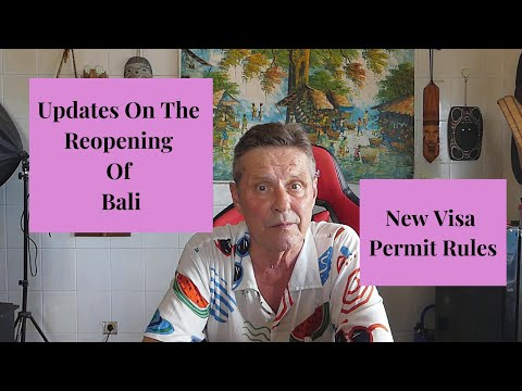 Bali Covid-19 Update:  October 17, 2021: The Most Recent Information on the Reopening of Bali