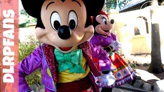 Disney Meet and Greet Characters Compilation Halloween 2018 at Disneyland Paris