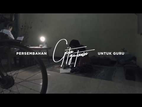 TERIMA KASIHKU (HARI GURU) - GITA GUTAWA (Official Lyric Video - HD)