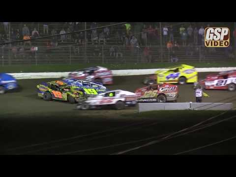 358 Modifieds - 8/26/2017 - Grandview Speedway