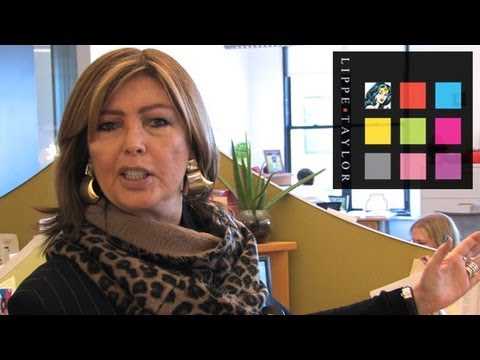 Cubes: Office Tour of PR Agency Lippe Taylor