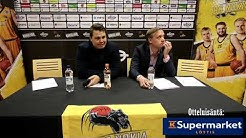 BC Nokia vs. Seagulls | Lehdistötilaisuus | 8.12.2018