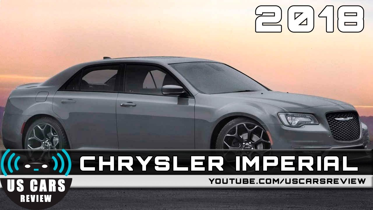 2018 Chrysler Imperial