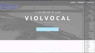 ULCAN LA FRANCE EST FOUTUE (VIOLVOCAL)