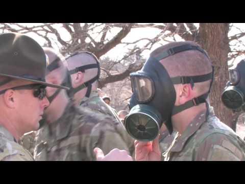 Basic Training at Fort Sill, OK